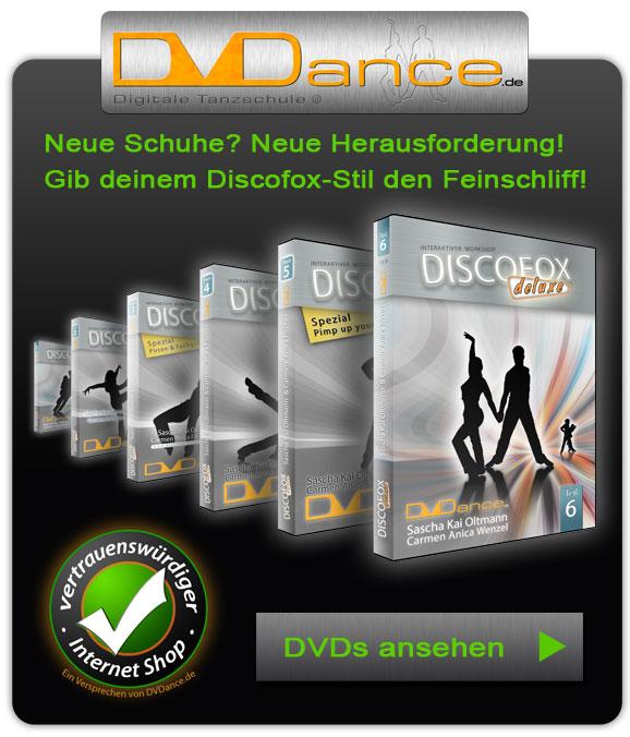 Discofox DVD
